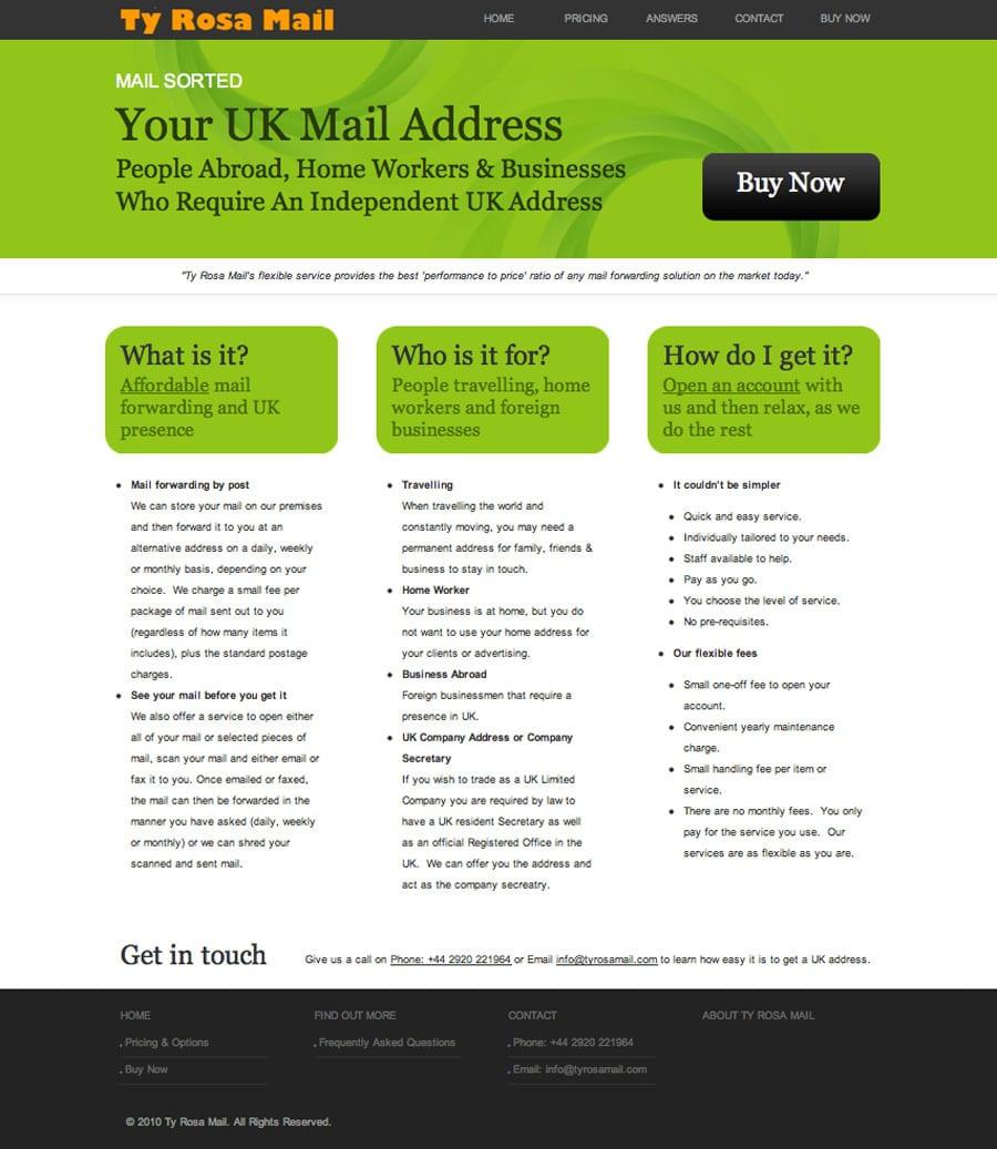 TyRosa Mail