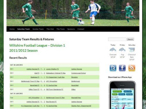 Wilton Town FC