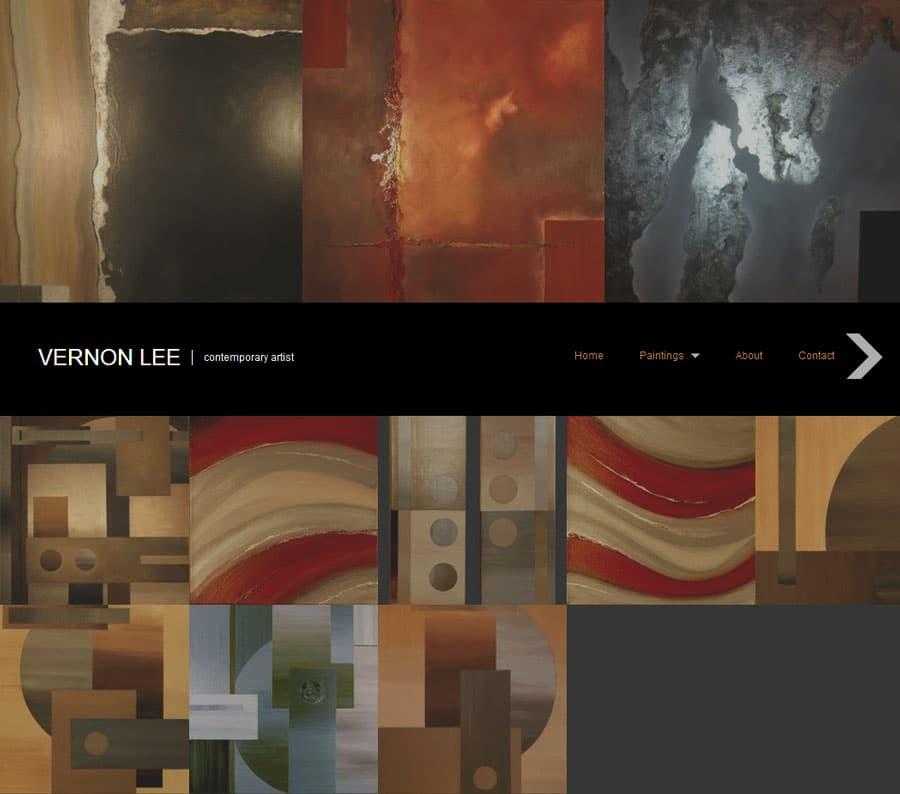 Vernon Lee – Contemporary Artist