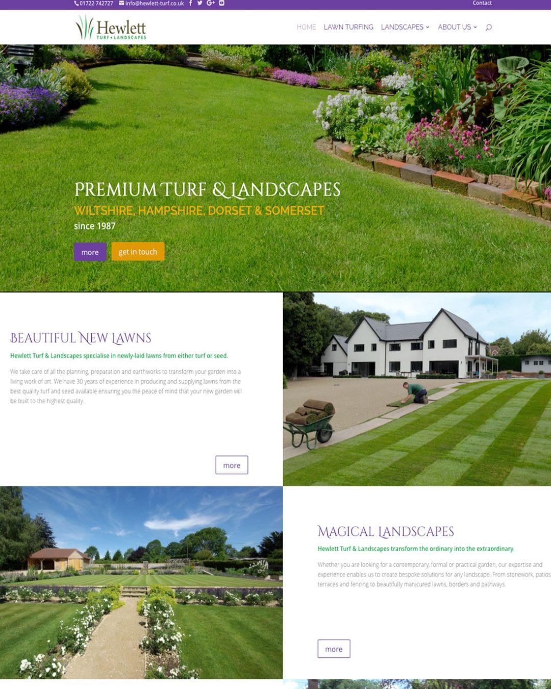 Hewlett Turf & Landscapes