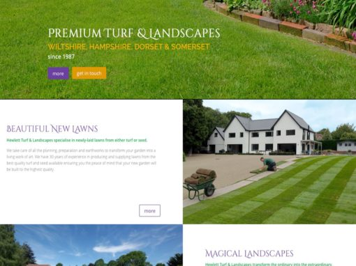 Hewlett Turf & Landscapes