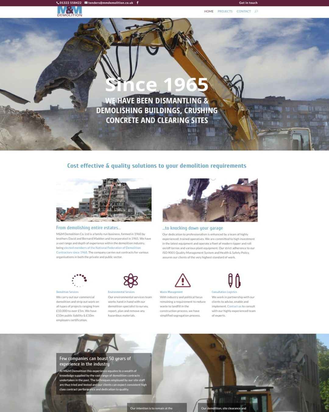 M&M Demolition Co. Ltd
