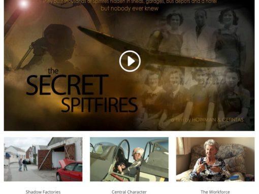 The Secret Spitfires