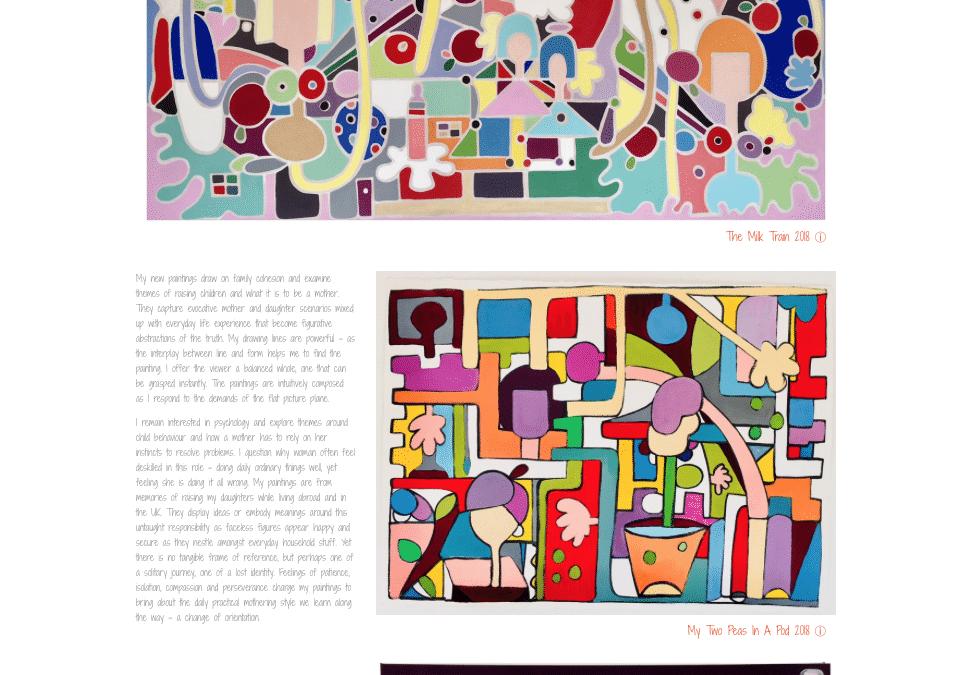 Lesley Blakelock – Artist