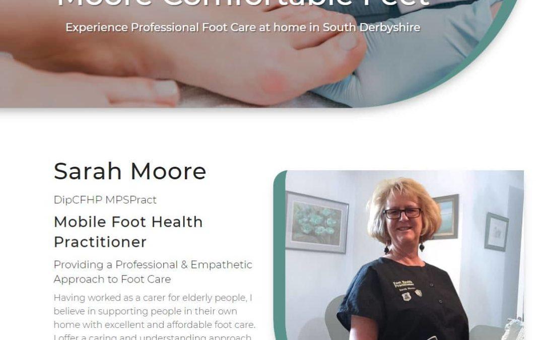 Moore Comfortable Feet