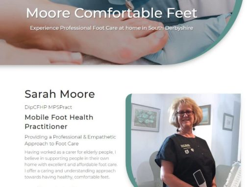 Moore Comfortable Feet