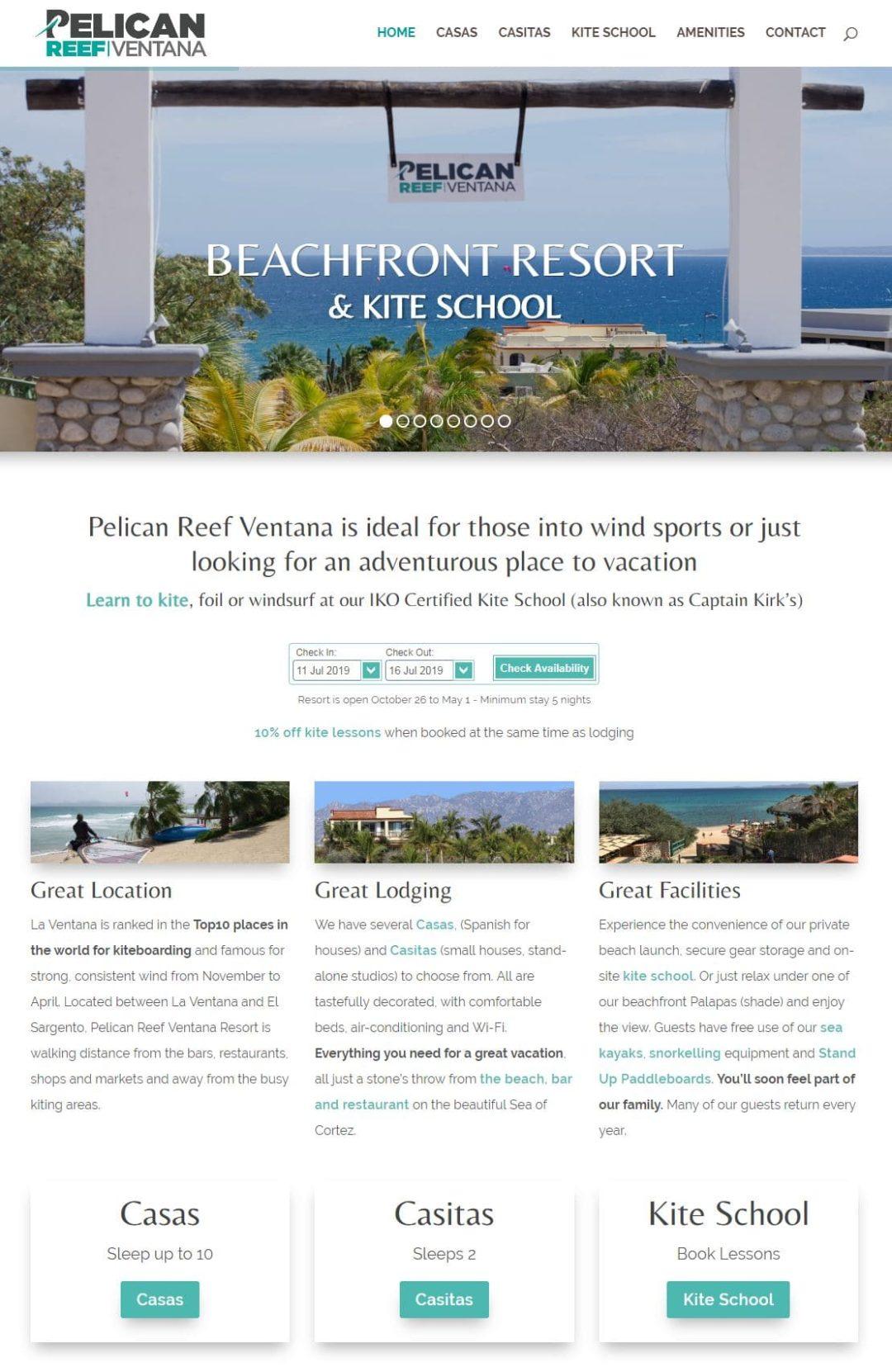 Pelican Reef Ventana